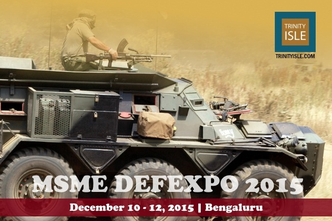 Defexpo 2015 bengaluru special hotel offer for Finding subcontracting opportunities